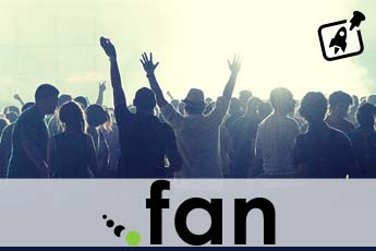 Nuovi domini .fan in partenza!